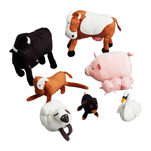 IKEA Landet Animals