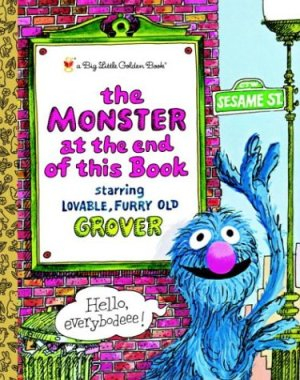 I challenge you to find a child who DOESN'T love this book.  It is silly, a bit magical and forces parents to attempt the Grover voice. I cannot count the number of times we've read this one.