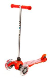 Mini Kick Scooter by Micro Kickboard. Image from microkickboard.com.