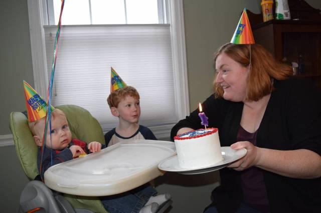 Birthday wha?
