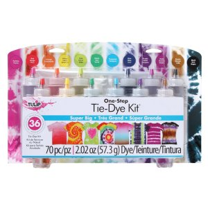 Tulip Tie-Dye Kit from Amazon.
