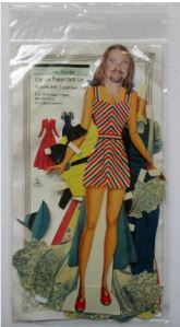 Val Kilmer Paper Doll Kit - only $999.99.