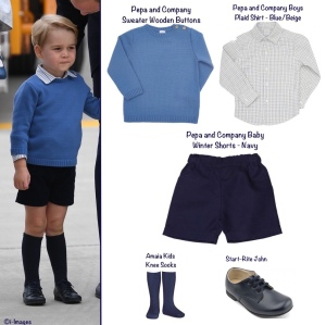 "Image from the adorable website ""What Kate's Kids Wore"" - click on the photo to go there."