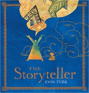 A tale about the power of stories and storytelling set in Morocco. By Evan Turk Ages 4-8